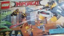 NINJAGO Lego Minifigure Set #70609 ~MANTA RAY BOMBER