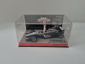 Kimi Raikkonen McLaren 1st Win Malaysian GP 2003 Minichamps West Version 1:43