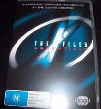 The X-Files Essentials (Australia Region 4) DVD – Like New