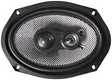 "American Bass SQ6.9 Speaker 6x9"" 3-way 200watt American Bass;carbon Fiber"