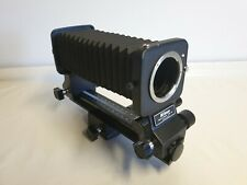 Nikon Camera Bellows PB-6 Focusing Attachment w/Manual