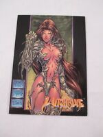 Witchblade Trading Cards 1996 ~ Top Cow Promo Card