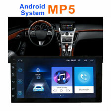 Car Android Bluetooth Player WiFi Double 7inch Radio Stereo Multimedia GPS 1+16G
