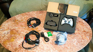Xbox 360 Developer Kit Accessories, head set, controller, chatpad etc, etc. NEW