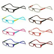 Magnet Reading Glasses Adjustable Hanging Neck Presbyopic Glasses +1.5 +2.0 +2.5