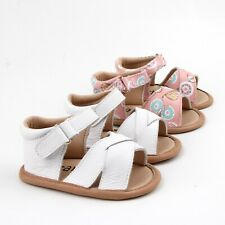 Hook & Loop Toddler Sandals Starbie Baby Sandals, Baby Girl shoes, Baby Leather