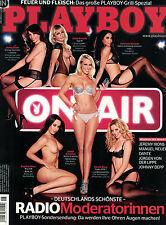 Playboy 6,06/2013 Juni,Julia Porath,Verena Stangl,Anna Hess,Sophia Dinu,Berg,KIO