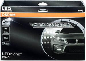 1X Osram Tagfahrlicht Led Ledriving Scheinwerfer Tfl Leddrl301 DRL Daylight PX5