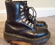Dr. Martens Boots Womens Size 5  (UK 3) Original Solid Black Air Wair
