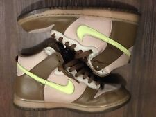 new arrival 7a09c 4f801 Pre-owned Nike Dunk High men sz 9.5 Umber Volt Baroque men sz 8 309432