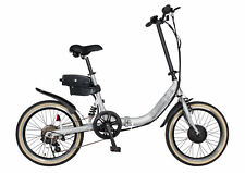 "B Grade Viking Hiko 6sp 36V 250W Folding Electric Bike eBike 20"" Wheel RRP £949"