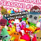 Shopkins Season 1 Single Figures-PICK FROM LIST- Rare, Sp.Edition- 3.50 MAX SHIP For Sale