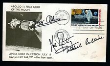 U.S.A. Apollo 11 First Day Cover signed by Apollo 11 Crew