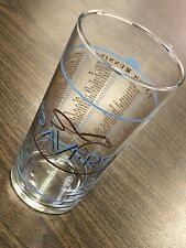 Travers Stakes 2005 Saratoga Glass Cup Horse Racing Sports Memorabilia Souvenir