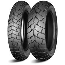 COPPIA PNEUMATICI MICHELIN SCORCHER 32 180/70R16 + 130/90R16