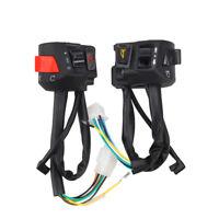 "For 7/8"" Motorcycle ATV Handlebar Horn Turn Signal Light Electrical Start Switch"