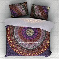 Indian Gypsy Mandala Duvet Cover Bedding Blanket Cover Quilt Cover With Pillows