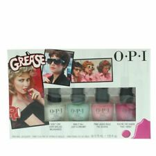 Opi Grease Nails Cosmetic Set Gift Set : Nail Polish X 4 3.75ml