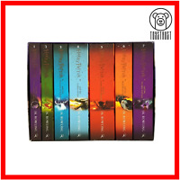 Harry Potter Series Complete Book Set 1-7 Full Collection J K Rowling Box Set