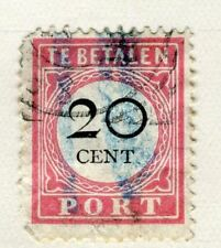 Mint Hinged Postage Due Stamps