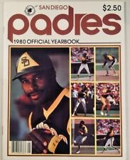 1980 San Diego Padres Yearbook