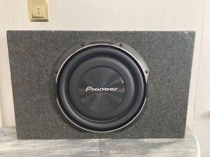 Pioneer Electronics IB-FLAT Subwoofer