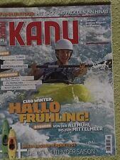 Kanumagazin Heft 1/2014 März