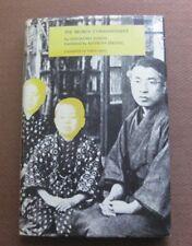 THE BROKEN COMMANDMENT by Shimazaki Toson - 1st HCDJ 1974 - Tokyo Press Japan
