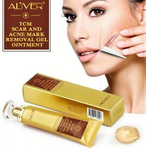 SCAR AND ACNE MASK REMOVAL GEL CREAM for Dry Skin Fine Lines & Wrinkles Smoother