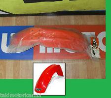 UFO parafango anteriore rosso Honda XR650R 2000 > 2015 HO03675 069
