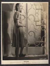 LQQK 7X10 vintage 1938 original still, EDNA BEST in SOUTH RIDING. #89