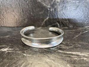 RLM Studio Robert Lee Morris Sterling Silver 925 Cuff Bracelet