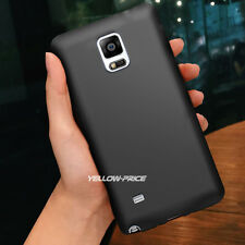 Samsung Galaxy Note 4 Matte Back Cover Shock-Proof & Anti-Scratch TPU Case+Film