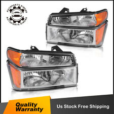 For 04-12 Chevy Colorado /Gmc Canyon Parking Corner Headlight Headlamp Assembly (Fits: Gmc)