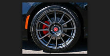 "2012 2015 FIAT 500 ABARTH ALLOY RIM SPORT MODEL OEM 17"" 1VL35JXYAB"