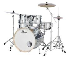 Pearl Export 5-pc Rock Drum Set w/830-Series Hardware Pack - Mirror Chrome