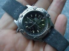 Tag Heuer 2000 automatic chronograph watch beautiful men's watch! 40 jewels mvmt
