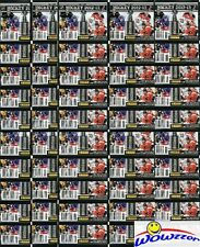 2012/13 Panini Hockey HUGE Lot of 50 Factory Sealed Sticker Packs+5 Albums $75 !