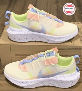 Nike Crater Impact 'Cashmere Lime Ice'  Women's Shoes Size 7.5 CW2386-700 NO LID
