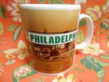 Starbucks Collectible Coffee Mug Liberty Bell 1999 Philadelphia Euc