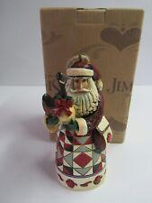 Jim Shore Canadian Santa Christmas Ornament 4022940