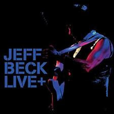 Jeff Beck - Live + (NEW CD)