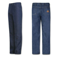 Bulwark Flame Resistant Clothes Excel Fr 14 oz Jeans Industrial Work Uniform