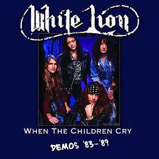 When the Children Cry: Demos '83-'89 by White Lion (Vinyl, Jan-2009, Cleopatra)