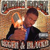 """NEW SEALED CD  """"Chris Rock"""" Bigger & Blacker     (G)"""
