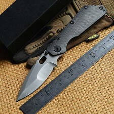 carben fiber handle usa famous brand tactical outdoor survival hunting knife