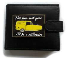 Reliant Van Only Fools and Horses Quote Anti RFID Theft Wallet Gift Boxed