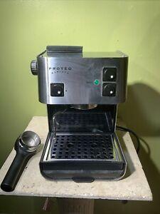 Proteo Barista Starbucks Espresso Machine Sin006 Stainless Steel Italy Works