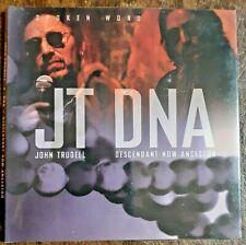 John Trudell JT DNA Descendant Now Ancestor CD Spoken Word RARE Live CD AIM