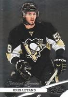 2012-13 Certified Penguins Hockey Card #58 Kris Letang